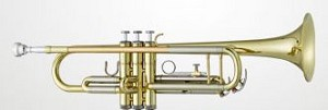 Antigua Bb Trumpet with Nickel Silver Trim