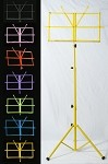 Collapsible Music Stand in Seven Colors