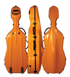 Core Cello Case - Fiberglass
