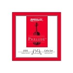 D'Addario Prelude Cello Strings Medium Gauge