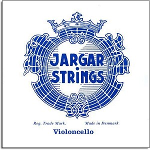 Jargar Cello Strings Medium Gauge