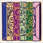 Pirastro Passione Cello Strings Medium Gauge