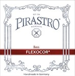 Pirastro Flexocor Double Bass Strings Medium Gauge