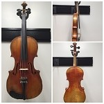 Stradivarius 1744 3/4 Violin Copy