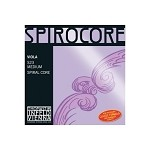 Thomastik Spirocore Viola Strings Medium - Gauge
