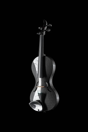 mezzo-forte Carbon Fiber Design Line Violin with case included. ADD TO CART AND SEE REDUCED PRICE!